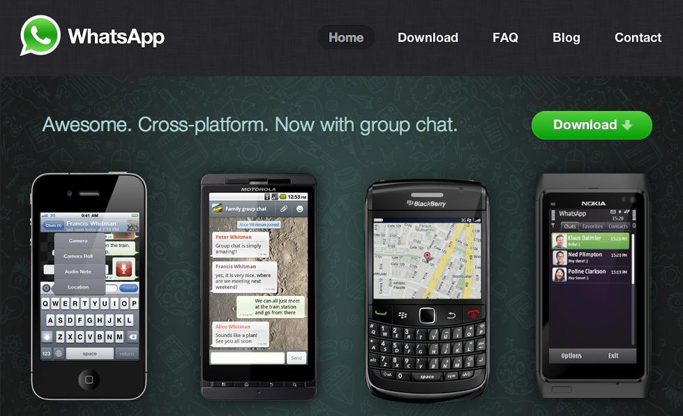WhatsApp Messenger: la vera rivoluzione nel modo di comunicare