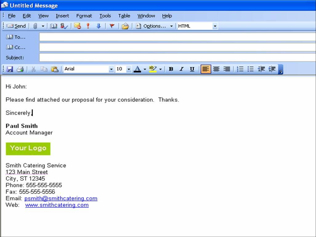 Inviare email con un indirizzo personalizzato è semplice; si fa direttamente dall'iPhone