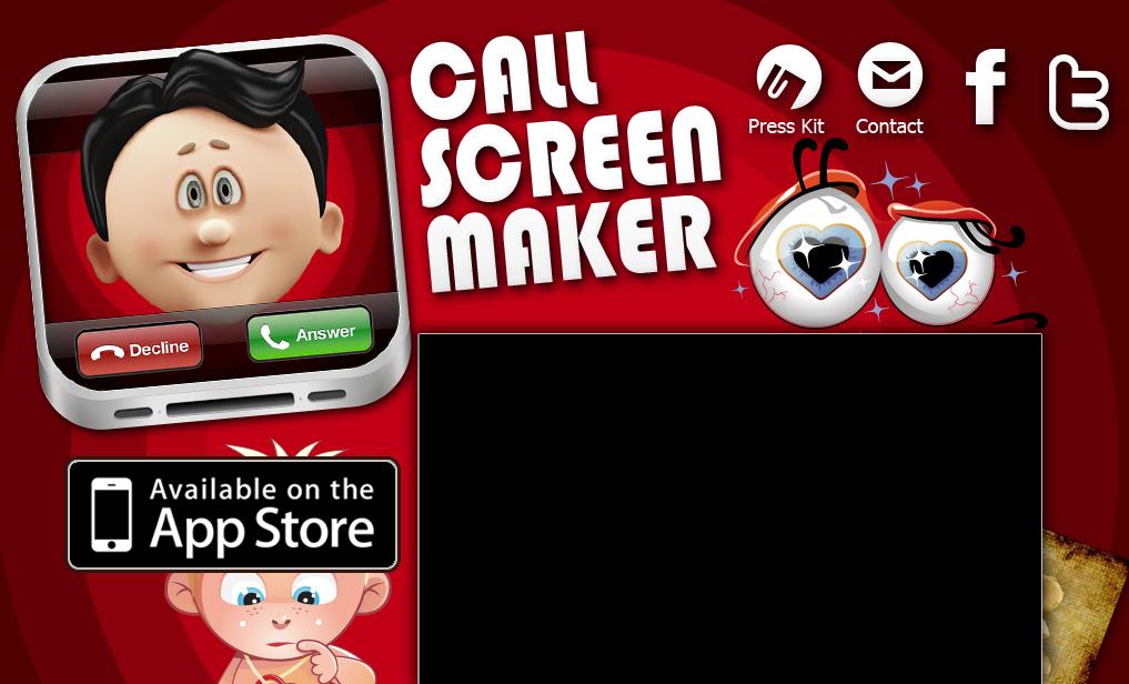Call Screen Maker: Personalizza le chiamate in arrivo