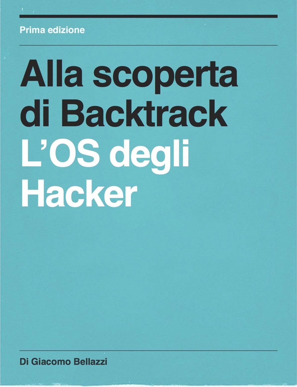 Alla scoperta di Backtrack disponibile anche su iBooks