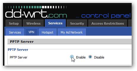 Creare un server VPN per accedere alla rete da remoto 12°Puntata