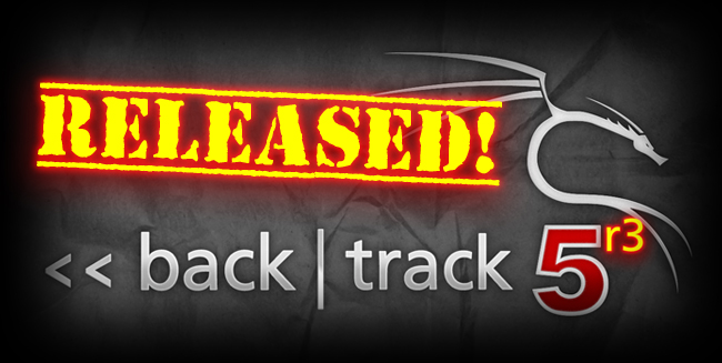 Disponibile Backtrack 5 R3