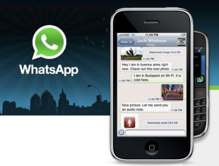 WhatsApp Messenger si aggiorna alla versione 2.8.3 con importanti novità