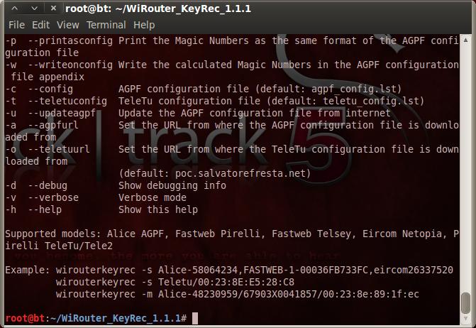 13° Puntata: Testare le reti degli operatori con WiRouter KeyRec