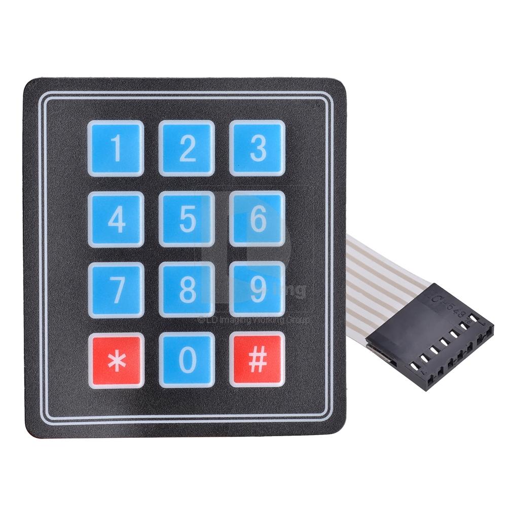 Lezione 8: Utilizziamo il KeyPad con Arduino