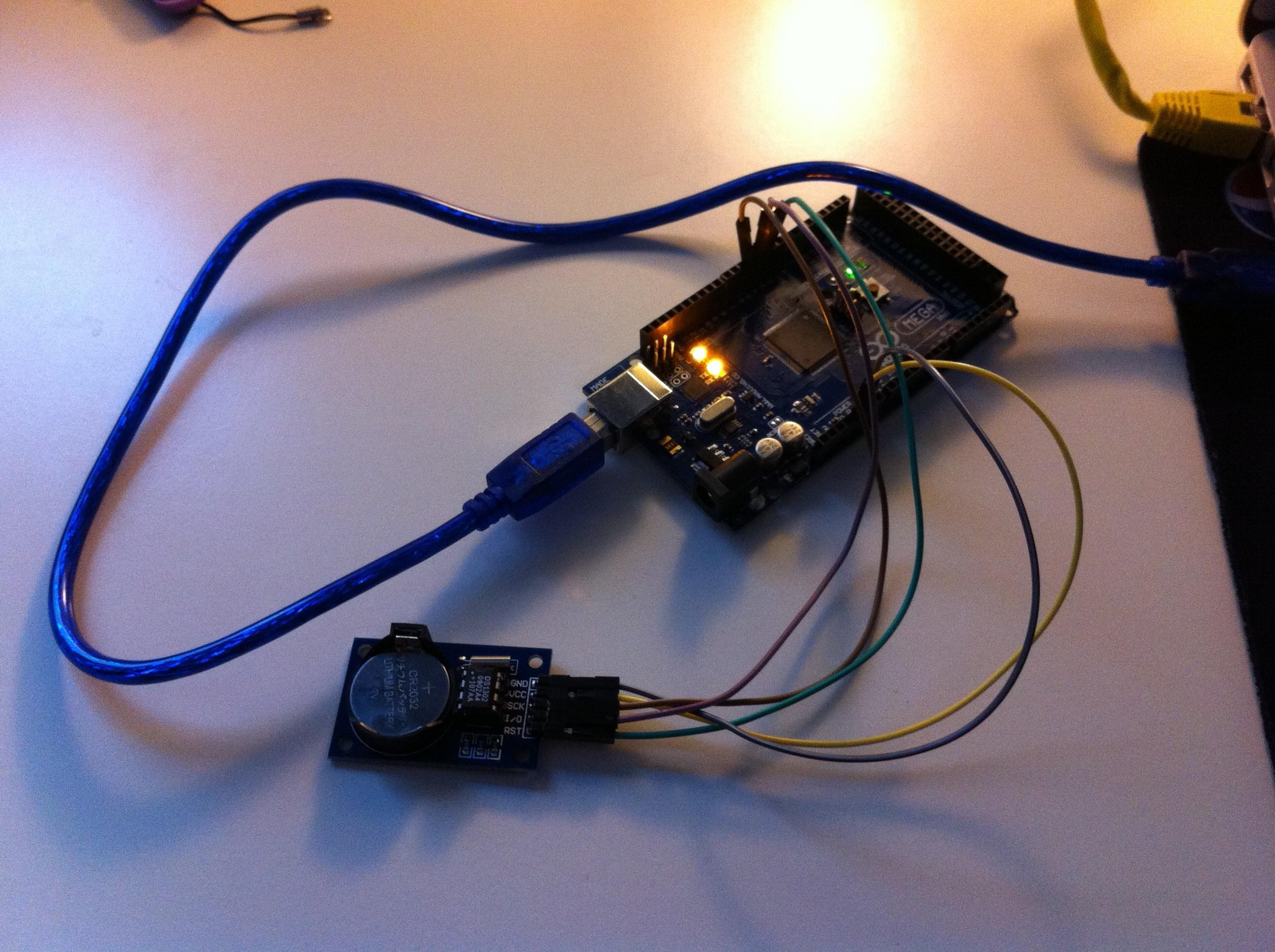 Lezione 9: Come associare un modulo RTC ad Arduino