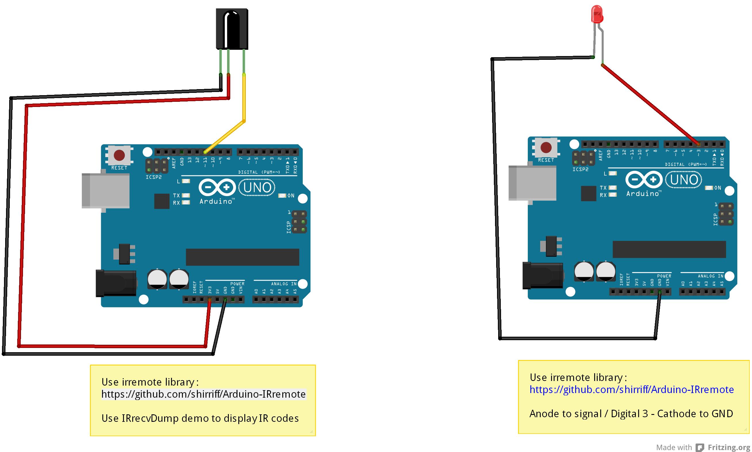 Lezione 10: scopriamo gli infrarossi con Arduino