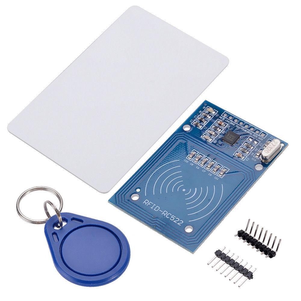 Lezione 19: Come far interagire Arduino con il lettore RFID e MySQL