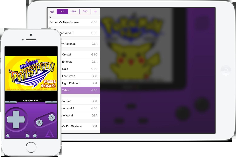 Come emulare sull'iPhone e iPad il vecchio Game Boy