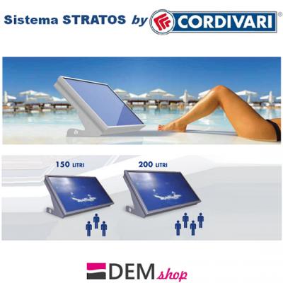 Nuovi pannelli solari con accumulo by Cordivari Stratos DR