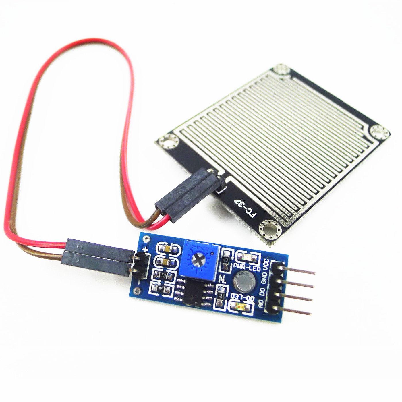 Lezione 18: Sensore di pioggia con Arduino