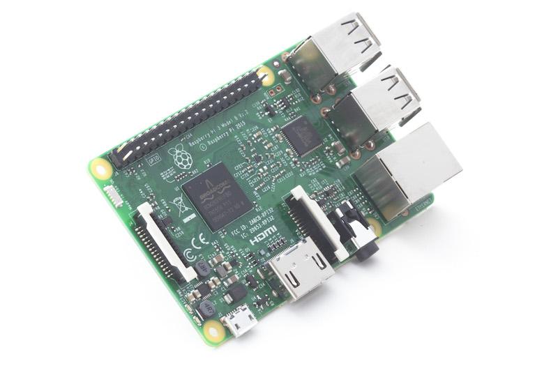 Ecco il nuovo Raspberry PI 3, ancora più potente