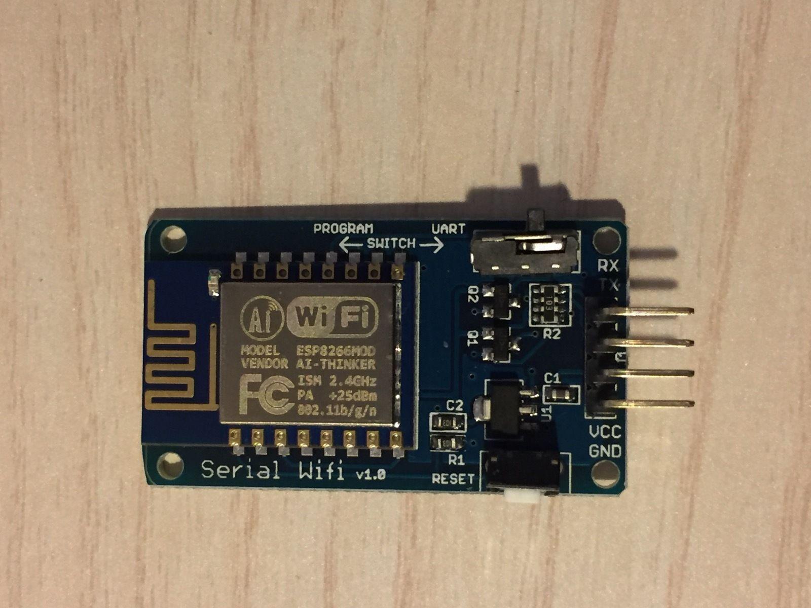 Come utilizzare il modulo ESP8266 per comodare Arduino da Smartphone