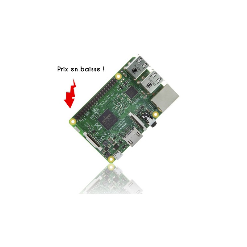 Offera Kubii Raspberry Pi 3 Modello B 1 GB