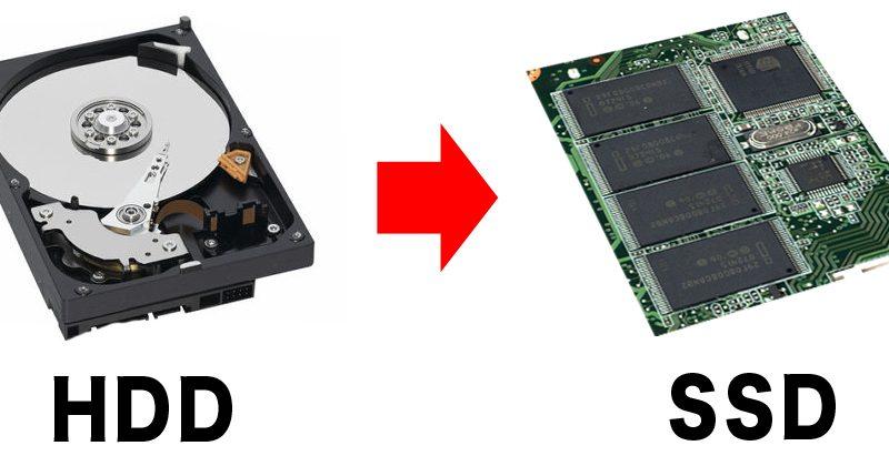 Come clonare hard disk su SSD senza perdere i dati