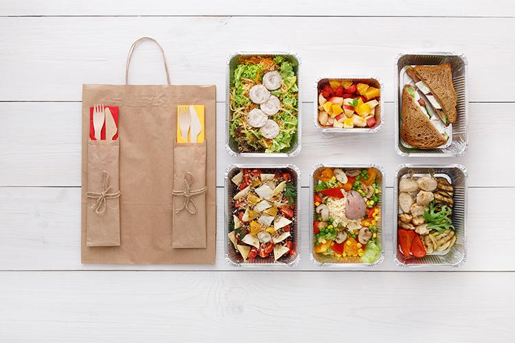 Le migliori app per ordinare cibo da asporto