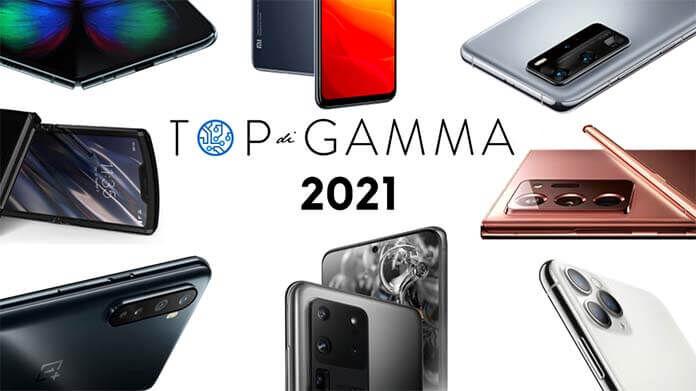 Migliori smartphone Android 2021